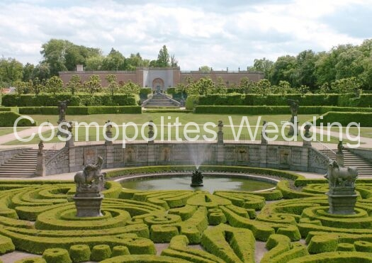 Свадьба в замке Добриш  - Французский пак