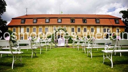 Свадьба в замке Штирин