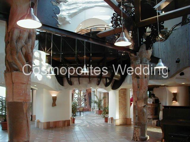 Свадьба в замке Штирин - дом Атис