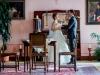 Свадьба в замке Збирог - зал стиля модерн