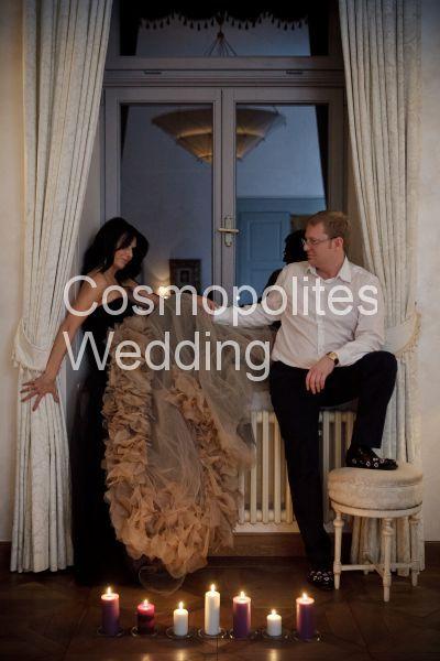 Свадьба в Шато Мцелы