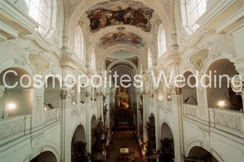 Костел Св. Томаша в Праге