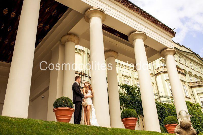 Свадьба в Пражском Граде