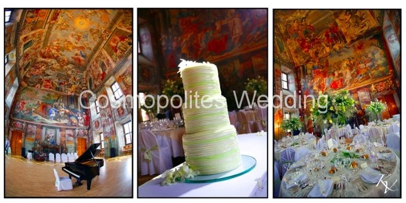 Troja Chateau Wedding Photographer  Kurt Vinion, The Leader in weddings & portrait photography in the Czech Republicrait photography in the Czech Republic