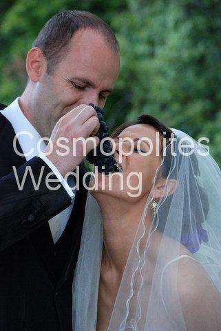 Свадьба в Виноградной беседке в Праге