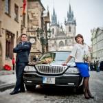 Свадьба Игоря и Анастасии — 17.1.2013 в Староместской ратуше - фото Свадьба в Староместской ратуше
