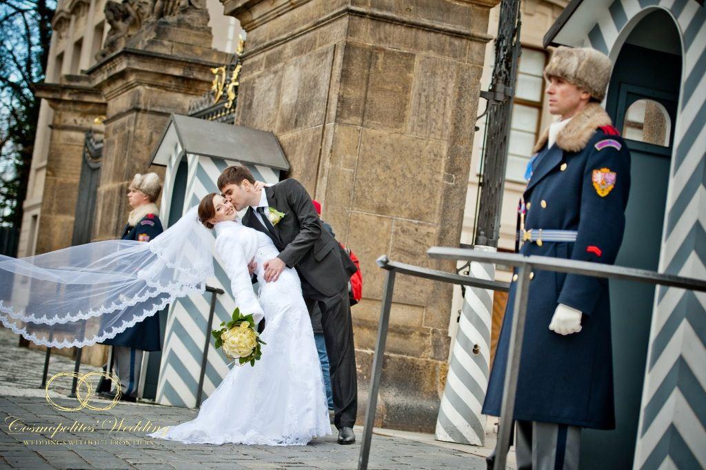 Свадьба Александра и Наталии — 5.2.2013 в Староместской ратуше - фото Свадьба в Праге - Староместская ратуша