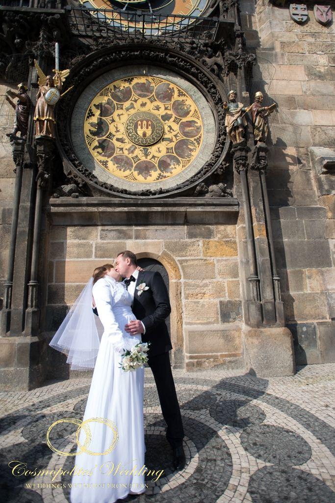 Свадьба Татьяны и Владимира — 14.3.2013 в Староместской ратуше - фото Свадьба в Праге