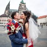 Свадьба Александра и Ольги — 9.5.2013 в Нусельской ратуше Праги - фото Свадьба Александра и Ольги — 9.5.2013 в Нусельской ратуше Праги №2516