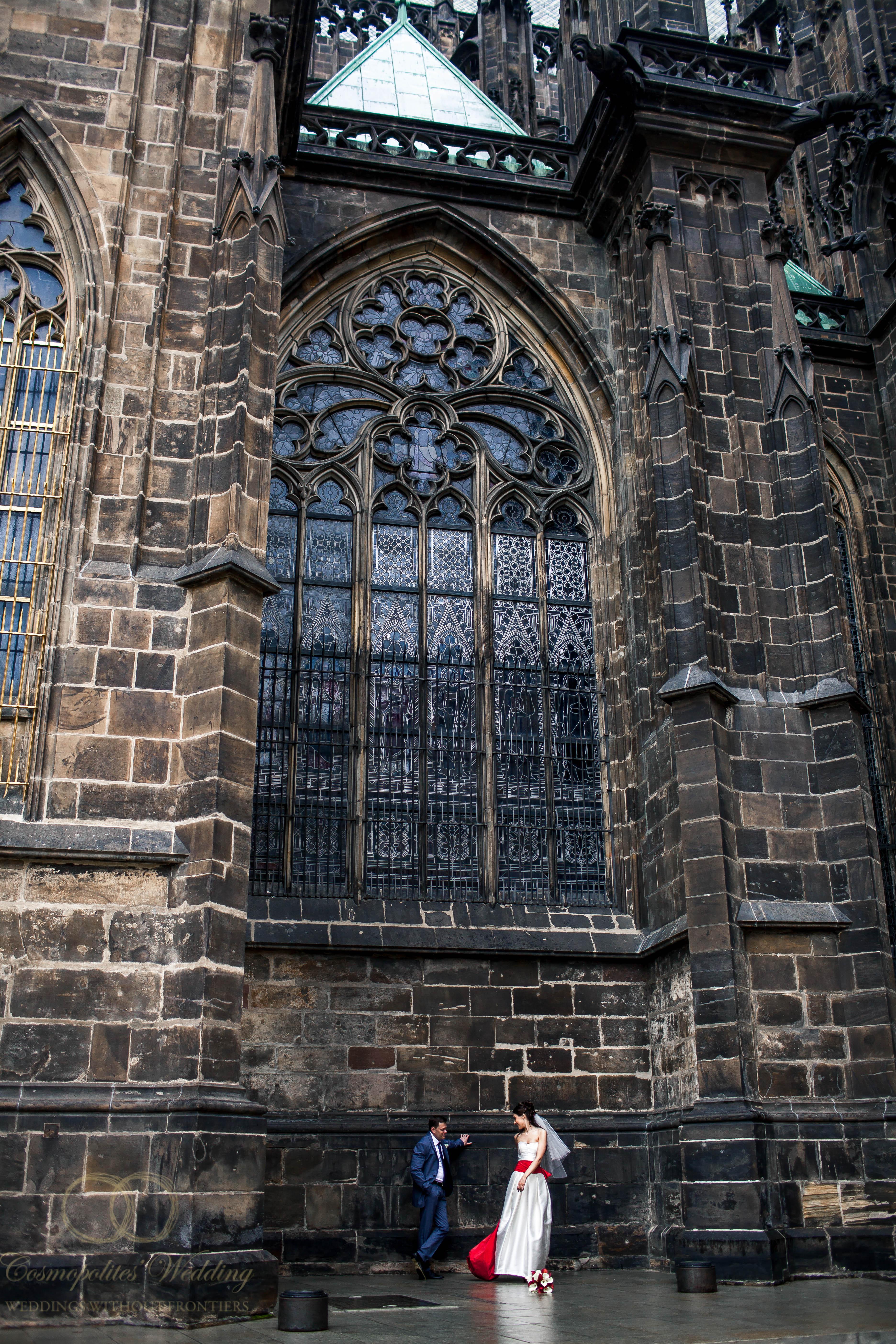 Свадьба Александра и Ольги — 9.5.2013 в Нусельской ратуше Праги - фото Свадьба Александра и Ольги — 9.5.2013 в Нусельской ратуше Праги №2518