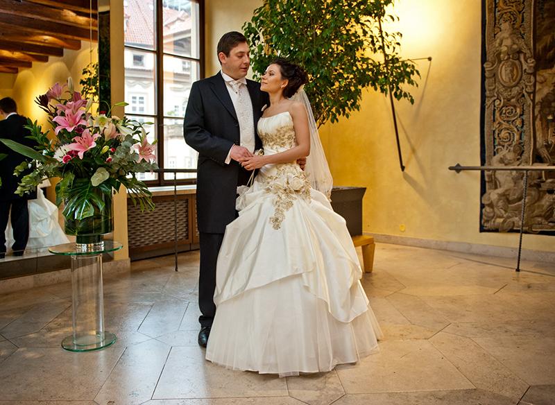 Свадьба Юрия и Юлии — 31.5.2013 в Староместской ратуше - фото 025