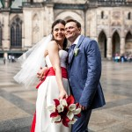 Свадьба Александра и Ольги — 9.5.2013 в Нусельской ратуше Праги - фото Свадьба Александра и Ольги — 9.5.2013 в Нусельской ратуше Праги №2540