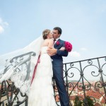 Свадьба в Вртбовском саду Сергея и Кристины 19.6.2013 - фото Свадьба в Вртбовском саду