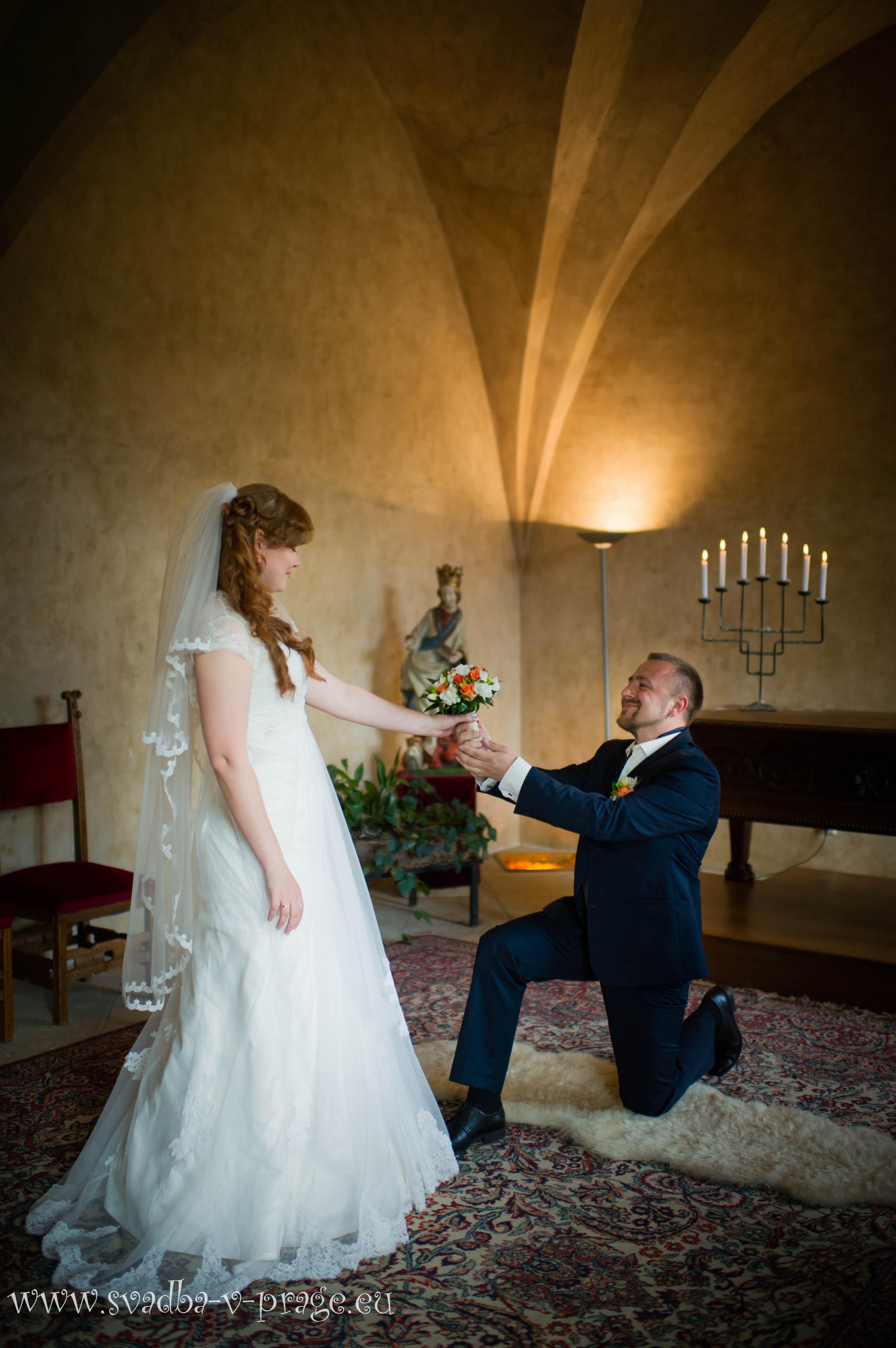Свадьба в замке Карлштейн Сергея и Екатерины 15.6.2013 - фото Свадьба в замке Карлштейн