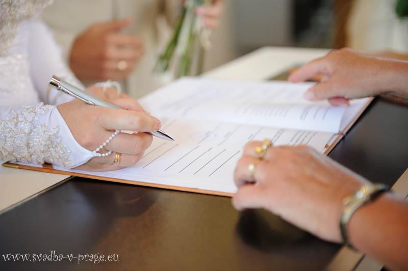 Свадьба в Нусельской ратуше Павла и Инны — 16.8.2013 - фото Свадьба в Нусельской ратуше Павла и Инны — 16.8.2013 №3703