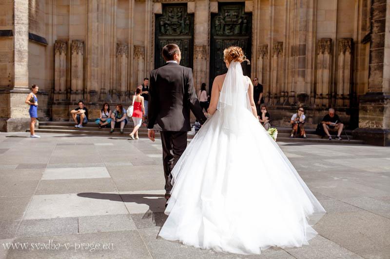 Свадьба в Староместской ратуше Ярослава и Маргариты — 19.7.2013 - фото Свадьба в Староместской ратуше
