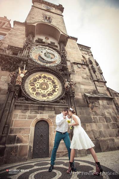 Свадьба в Староместской ратуше Ольги и Андрея 12.9.2013 - фото Свадьба в Староместской ратуше Ольги и Андрея 12.9.2013 №1