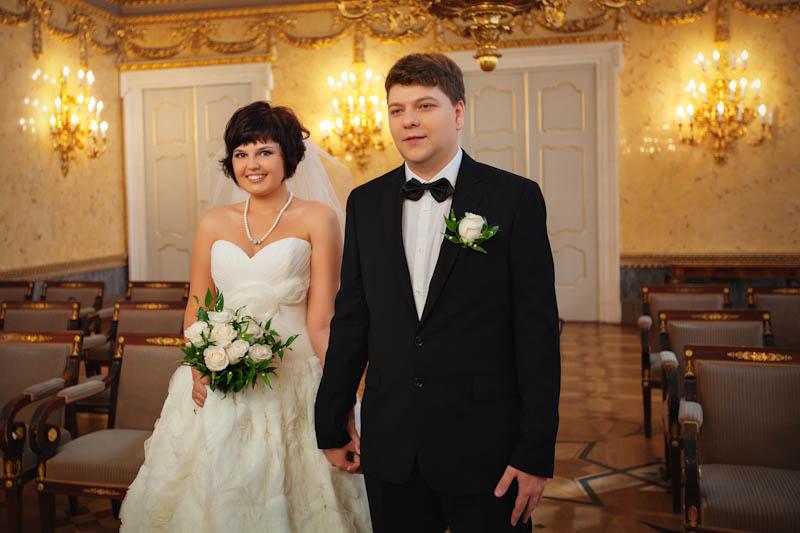 Свадьба в Кауницком дворце Сергея и Валентины 13.9.2013 - фото 13.9.2013-prague-wedding