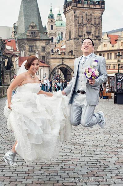Свадьба в Староместской ратуше Джейсона и Кери 13.9.2013 - фото Свадьба в Староместской ратуше Джейсона и Кери 13.9.2013 №1