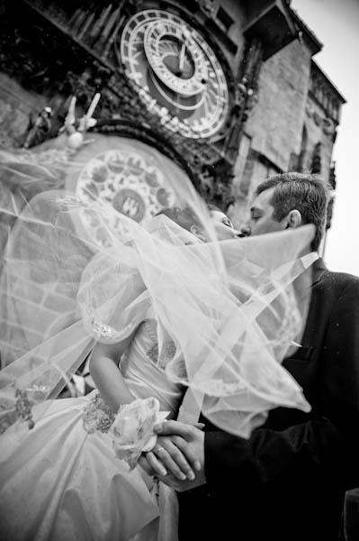 Свадьба Юрия и Юлии - 31.5.2013 в Староместской ратуше - фото Свадьба Юрия и Юлии - 31.5.2013 в Староместской ратуше №1